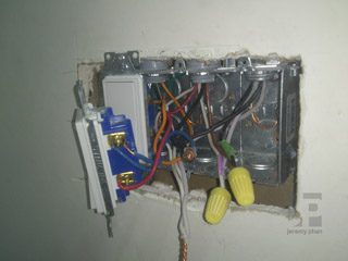 Foyer Wiring