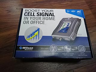 Wilson Electronics 4G Cellular Booster